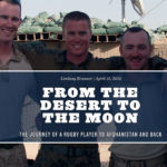 Produced longform on Marine Garrett Cross